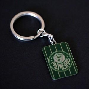 Chaveiro de Aço do Palmeiras
